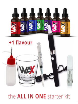 Wax Liquidizer Starter Kit Offer
