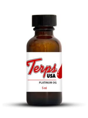 Terpenes – Platinum OG